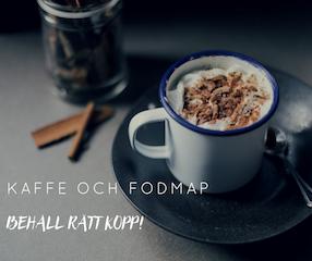 kaffe som är skonsamt för magen