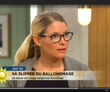 Nyhetsmorgon, TV4, IBS, jul