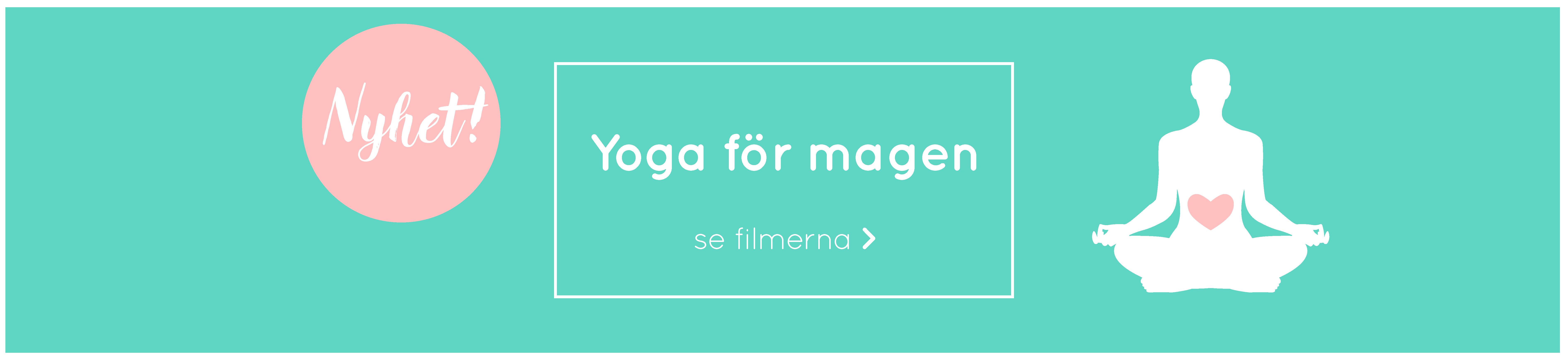 Yoga för magen