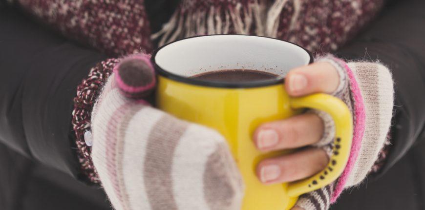 ät och drick varmt