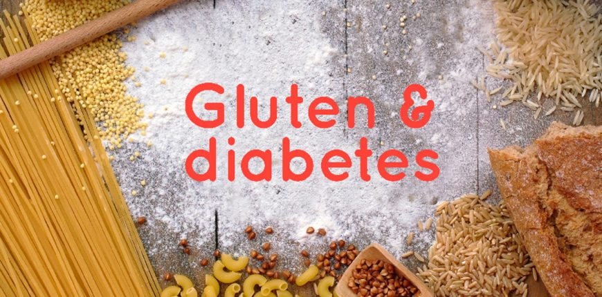 Gluten och diabetes, glutenfri kost