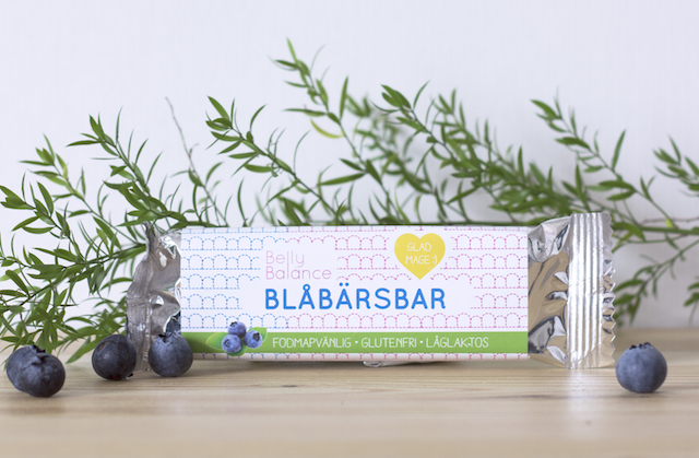 FODMAP-vänliga bars
