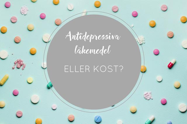 antidepressiva läkemedel IBS