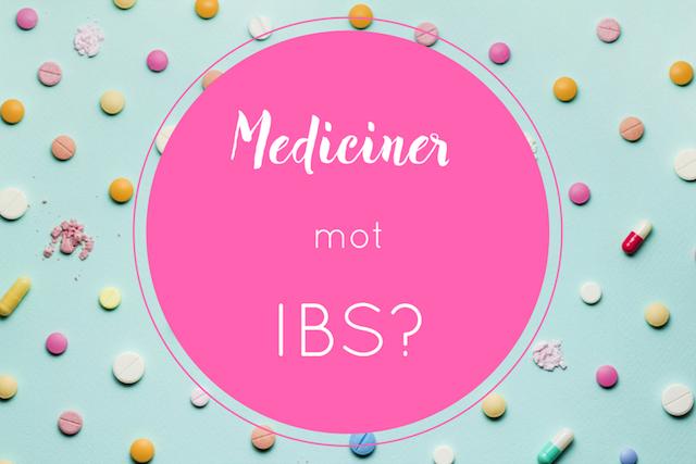 mediciner mot IBS