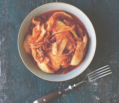 Kimchi låg-FODMAP