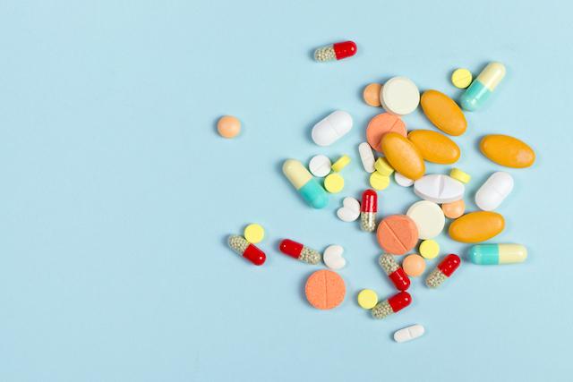 Läkemedel och FODMAP