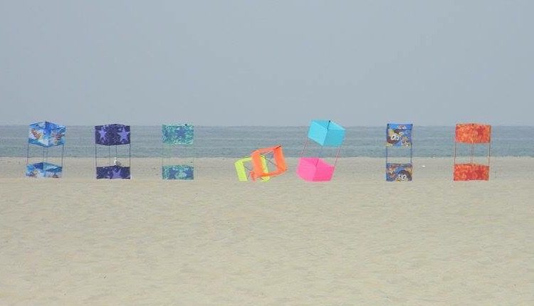 En strand