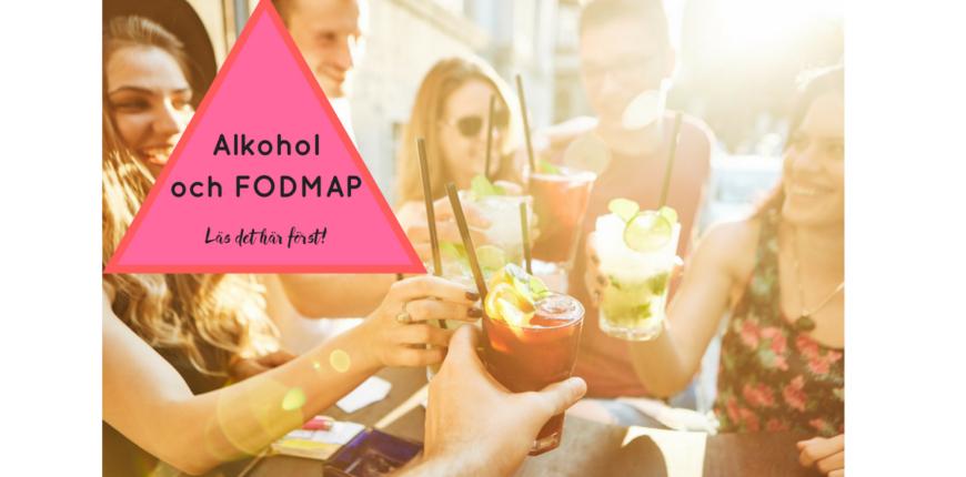 Alkohol och FODMAP